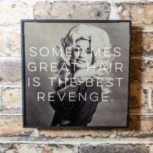 Dolly's Revenge Frame